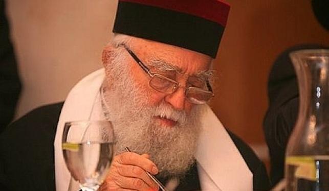 """הרב יהושע מאמאן זצ""""ל - סדרי הלווית זקן הרבנים הגר""""י מאמאן זצ""""ל"""