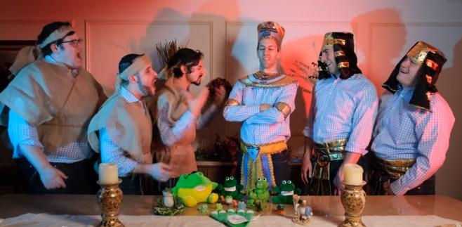"""להקת """"613"""" בקליפ הפסח המסורתי • צפו"""