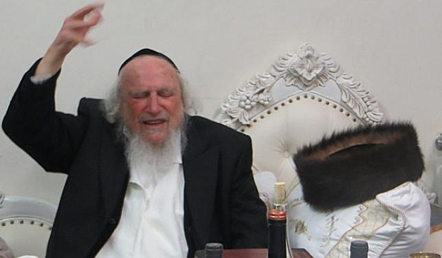 """מתווה דרכו של """"הפלס"""", הגאון הרב שמואל אוירבך"""