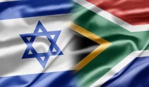 דגלי ישראל ודרום-אפריקה