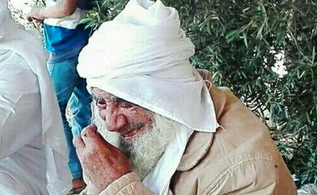 """""""חשבו שזה כומר"""": שייח בן 98 נרצח על ידי דאעש"""