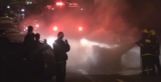 אש ותמרות עשן: ליל הזעם במאה שערים