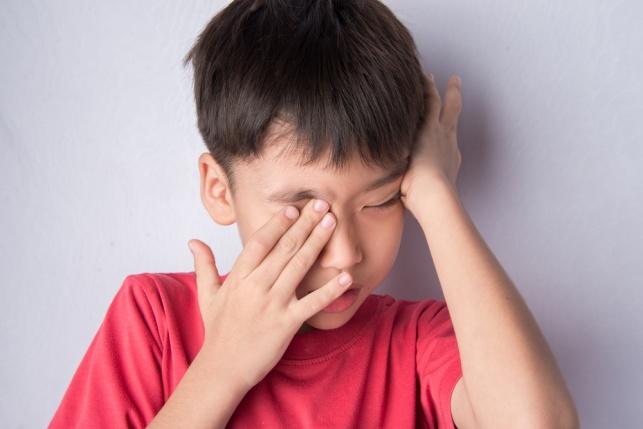 4 ילדים כמעט התעוורו מפגיעת קרן לייזר