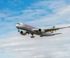 מטוס אתיופיאן אירליינס