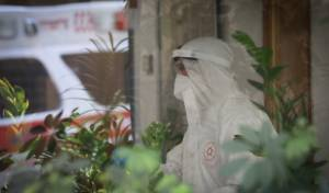 """נתונים דרמטיים: רוב הנדבקים ב'קורונה' בביה""""ח - חרדים"""