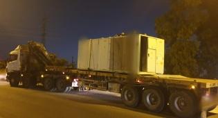 משאית משאיות תחבורה, אילוסטרציה