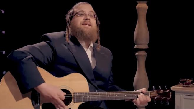 הערשי רוטנברג בסינגל קליפ בכורה - בן תורה