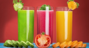 דיאטת המיצים שתעזור לכם לרזות במהירות
