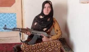 הילדה שחיסלה את המחבלים שרצחו את הוריה