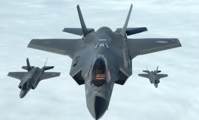 מטוסי האדיר החדשים שיסייעו בתקיפות