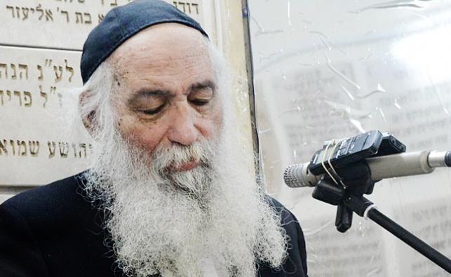 הרב ליבוביץ
