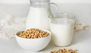 חלב סויה