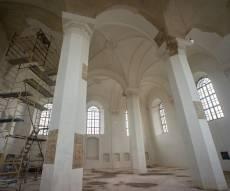 """ביארצייט: בית הכנסת של המהרש""""א נפתח"""