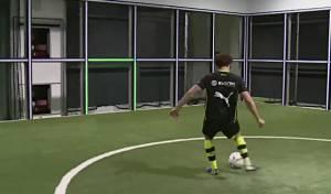האימונים במכשיר האימונים