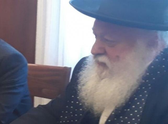 גולדקנופף, מזכיר הוועדה למען השבת
