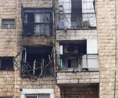 שריפה פרצה בדירה בירושלים; ללא נפגעים