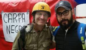 החייל לשעבר ולובינר - בין ההריסות: מפקד פגש את חיילו לשעבר