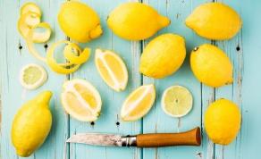 לשמור על לימונים טריים, צהובים ויפים - איך לשמור על לימונים טריים לזמן ארוך יותר