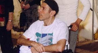 אודי טופלברג בשנותיו האחרונות