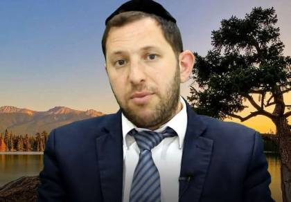 הרב נפתלי וסרמן עם רעיון לפרשת בחוקותי. צפו