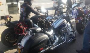 עשרות אופנועים כבדים בכניסה לירושלים • צפו