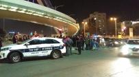 עשרות מפגינים בגשר המיתרים; 3 נעצרו