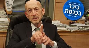 """ח""""כ מקלב: """"לא אלמן ישראל, יש מנהיגות לציבור הליטאי"""""""