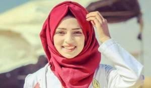 האחות הפלסטינית שנהרגה