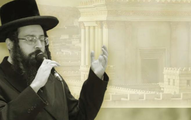 הבדחן משה לייב פוזן בסינגל חדש: נחמו נחמו עמי