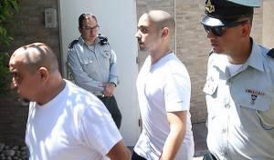 אזריה מגיע לבית הדין, היום - נדחה ערעורו של אזריה על הרשעתו בהריגה