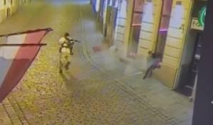 """קרב יריות סמוך לבית כנסת במרכז העיר וינה: """"אירוע גדול"""""""