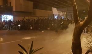ההפגנה באיראן, אמש