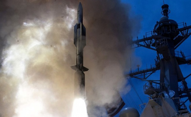 הטיל SM-6