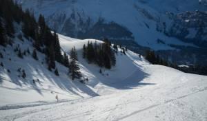 אתר הסקי אנגלברג בשוויץ • גלריה מרהיבה