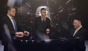 אברהם פריד, אלי גרסטנר וברוך לוין בקליפ: RISE
