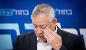 שר הביטחון העביר את הערכתו לפלסטינים