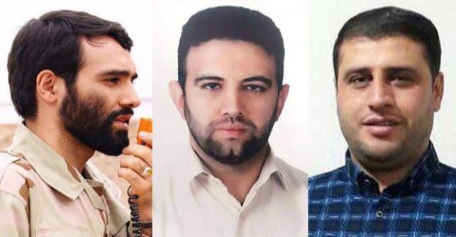 חלק מההרוגים האיראנים