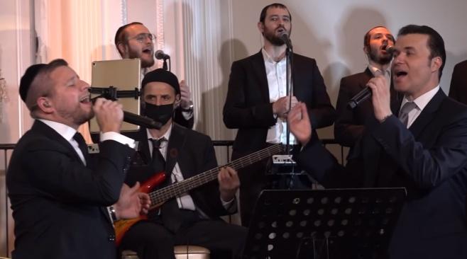 אוהד מושקוביץ ומרדכי שפירא בלהיט הישראלי