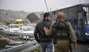 """אילוסטרציה - חייל צה""""ל בעט בפורע פלסטיני ונשלח לכלא"""