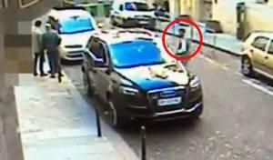"""""""מתחת לאף"""": כך נגנב רכב השרד • צפו"""