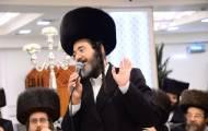 """בעל המנגן ישראל אדלר שר לאדמו""""ר • צפו"""
