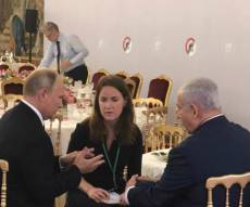 ראש הממשלה בפגישתו עם פוטין