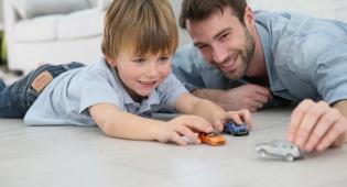 12 דברים שכדאי לעשות לפני שהילד נהיה בן 5