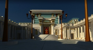 מדהים: סיור בבית המקדש דרך גוגל סטריט