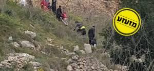 מקומם: אלפים צועדים רגלית בדרך לפורים בירושלים • צפו