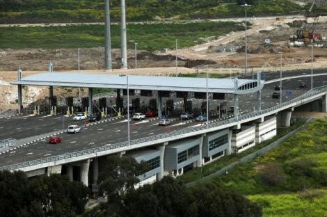 מנהרות הכרמל - תעריפי הנסיעה במנהרות הכרמל יוזלו ב-30%