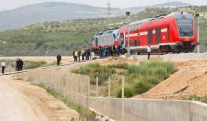 רכבת, ארכיון - בן 70 נדרס במסילת הרכבת, התנועה נעצרה