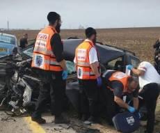 אילוסטרציה - בת 27 מביתר עילית נפצעה בתאונה בצפון
