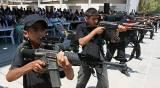 ילדים יורים בקייטנת חמאס - חידון לילדי אל קעידה: הפרס - קלצ'ניקוב