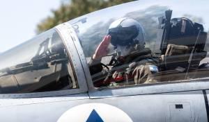 מפקד חיל האוויר השתתף במטס • צפו